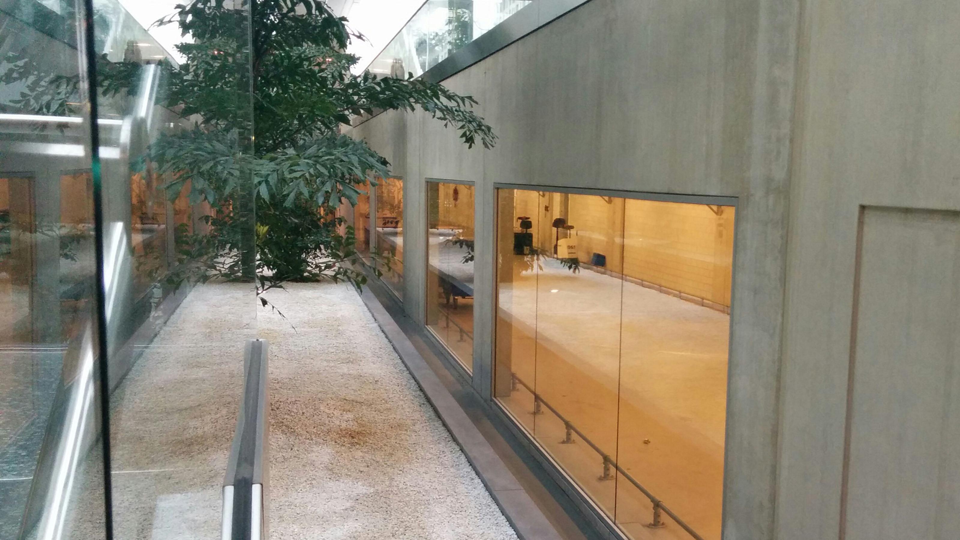 EGM architecten | Erasmus MC Logistiek Centrum
